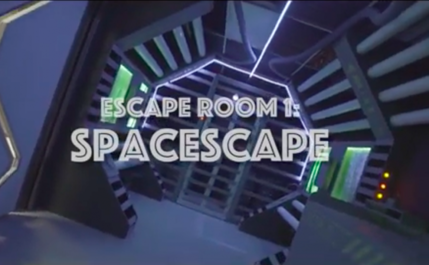 Escape Room – Spacescape Mission Critical [Retired]