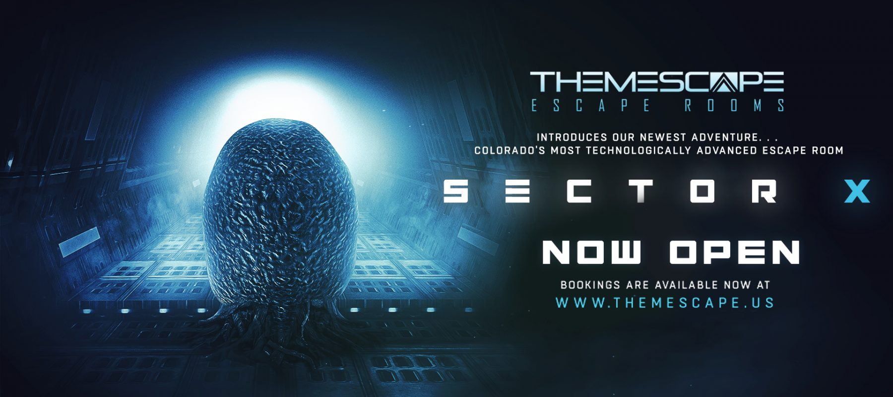 Escape Room 1 – Sector X
