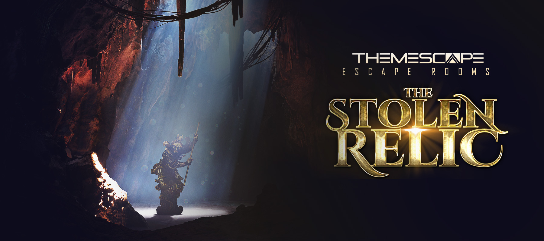 Escape Room 1 – The Stolen Relic