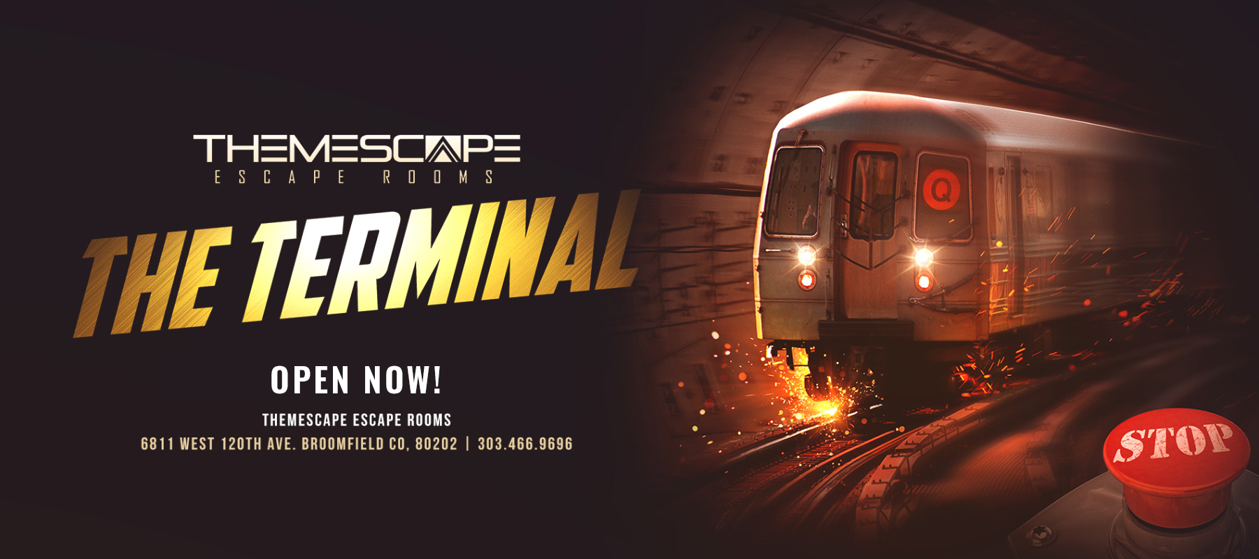 Escape Room – The Terminal