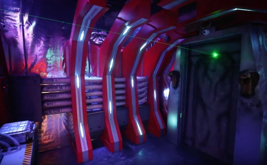 Escape Room – The Gate