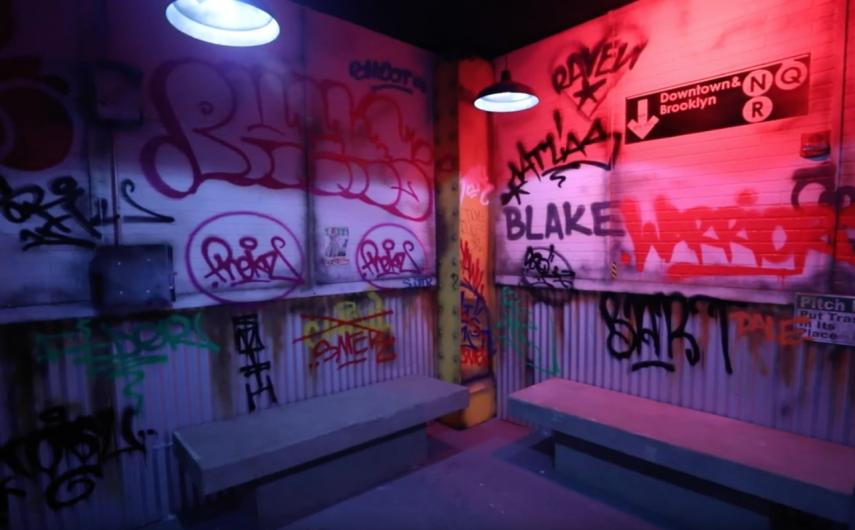 Escape Room – The Terminal