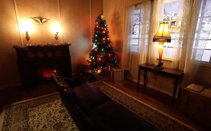 Escape Room – A Christmas Story